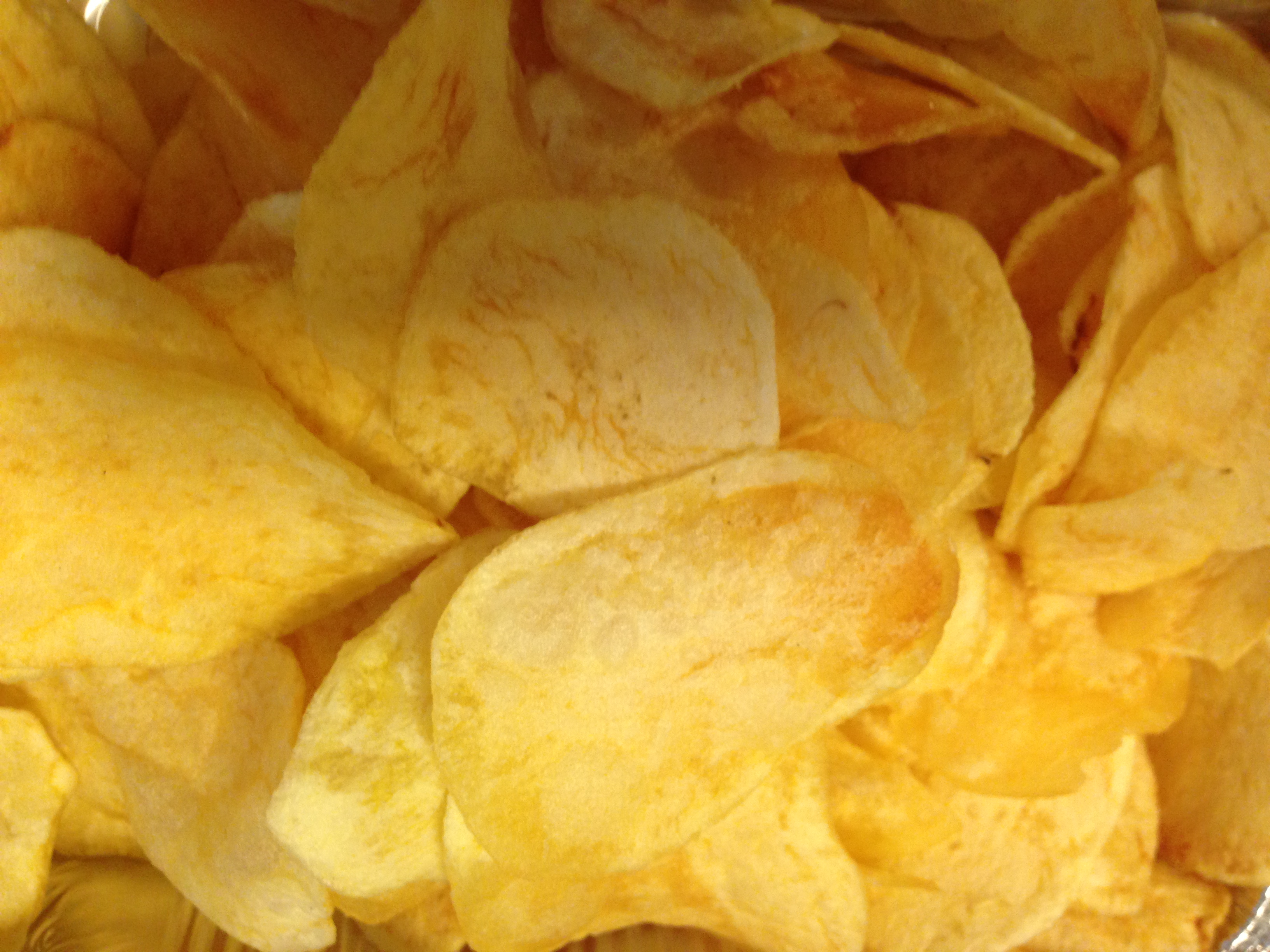 Le nostre patate fritte sfogliate