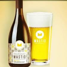 Birra Helvia Golden Ale Il Mastio  33 cl