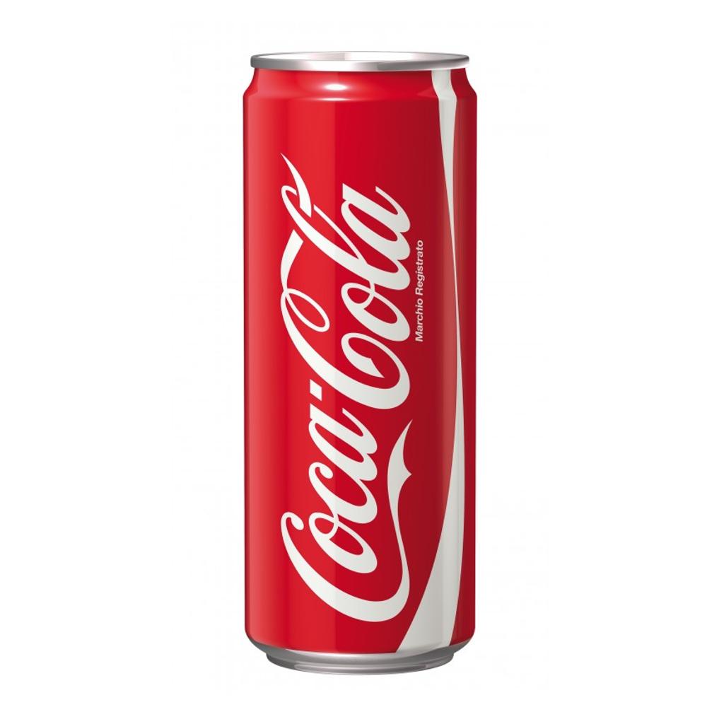 Coca-Cola lattina 33cl
