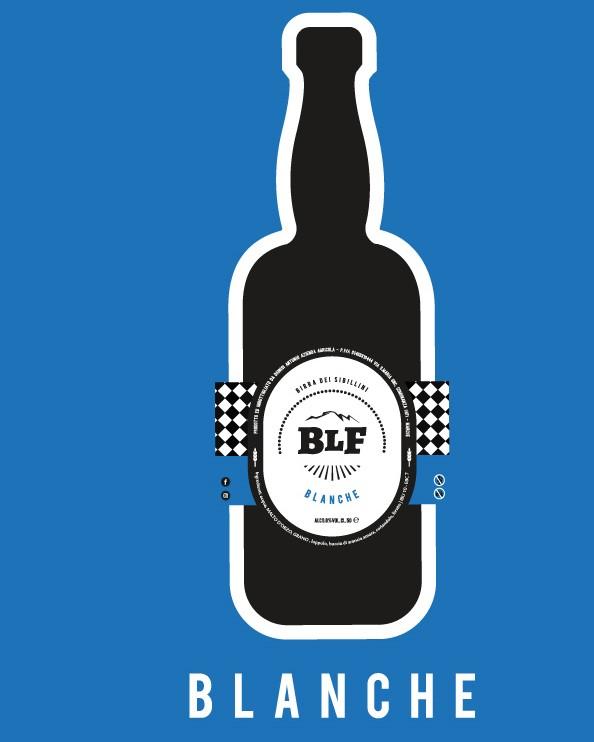 Birra Blanche  Birrificio Le Fate 50 cl