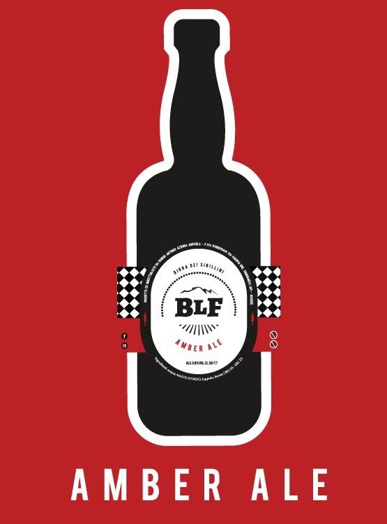 Birra Amber Ale Birrificio Le Fate 50 cl